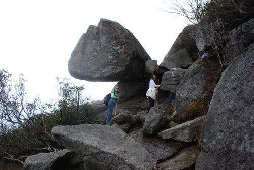 Old Rag Unbalanced Rock