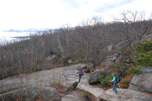 Old Rag Way Down